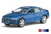 Audi A6, цвета в ассортименте (1/38)