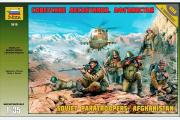 Солдаты Советские десантники. Афганистан (1/35)