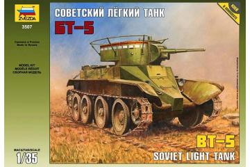 Танк БТ-5 (1/35)