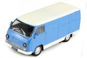 ЕрАЗ-762Б фургон, синий/белый (1/43)
