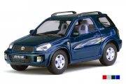 Toyota RAV4, цвета в ассортименте (1/32)