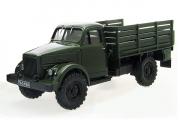 Горький-63А бортовой, темно-зеленый (1/43)