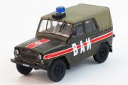 УАЗ-469 ВАИ, хаки (1/43)