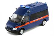 Ford Transit 'Следственный комитет РФ', синий/красный (1/43)