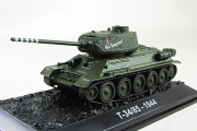 Танк T-34-85 СССР - 1944 (1/72)
