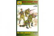 Солдаты Пехота Красной Армии №2 (1/35)