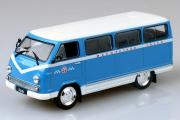 РАФ-977ДМ 'Латвия' Маршрутное такси (1/43)