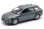 Audi A4 Avant, серый (1/32)