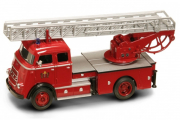 DAF A1600 пожарный 1962, красный (1/43)