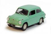 ЗАЗ-965 'Запорожец', зеленый (1/43)