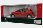 Peugeot 308, красный (1/43)