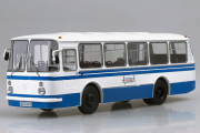 Автобус ЛАЗ-695Н Артек, белый/синий (1/43)