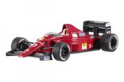 Ferrari 640 Hungary GP 1989 N.Mansell (1/43)
