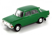 Москвич-408, зеленый (Польская серия), (1/43)