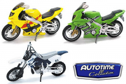 Мотоцикл Power Collection-1 (1/12)