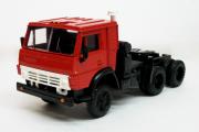 КАМАЗ-5410 седельный тягач, красный (1/43)