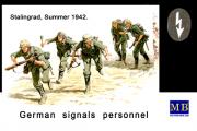 Немецкие связисты, Сталинград, лето 1942 (1/35)