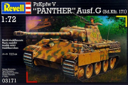 Pz.Kpfw V 'Panther' Ausf.G (1/72)