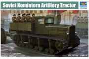 Советский трактор 'Коминтерн' (1/35)