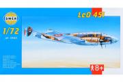 Самолет LeO 451 (1/72)