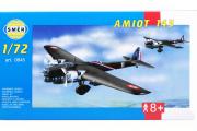 Самолет Amiot 143 (1/72)