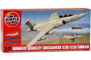 Самолет Hawker siddeley Buccaneer S2B/s2D/SMk50 (1/72)