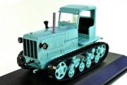 Трактор СХТЗ-НАТИ гусеничный 1937, бирюзовый (1/43)