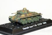Танк Т-50 СССР - 1940 (1/72)