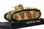 Танк Char B1 bis, камуфляж - 1944 (1/72)