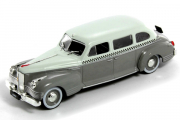 ЗИС-110 'Такси', белый/серый (1/43)
