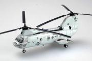 Вертолет CH-46 seaknight (American), серый (1/72)