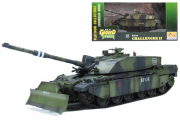 Танк Challenger II, камуфляж хаки (1/72)