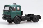 МАЗ-5432 седельный тягач ранний 1981, зеленый (1/43)