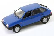 ВАЗ-2109 Lada Samara, синий (Польская серия), (1/43)