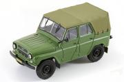УАЗ-469, хаки (Польская серия), (1/43)