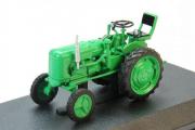 Трактор ХТЗ-7 1950, зеленый (1/43)