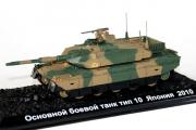 Танк Type 10 Япония 2010 (1/72)