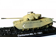 Танк Centurion Mk.V Израиль 1961 (1/72)