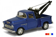 Chevrolet Chevy Stepside Tow Truck 1955, цвета в ассортименте (1/32)