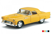 Ford Thunderbird 1955, цвета в ассортименте (1/36)