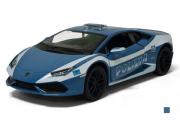 Lamborghini Huracan LP610-4 Police, синий/серый (1/36)