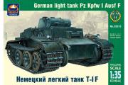 Танк немецкий легкий T-I F (1/35)