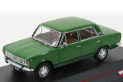 Fiat 125P Polski 1969, зеленый (1/43)