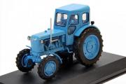 Трактор Т-40А 1961, синий (1/43)