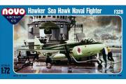 Самолет Hawker Sea Hawk F. Mk I  (F328). Нет декали (1/72)