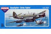Самолет Bristol Beaufighter Mk.XXI (F291) (1/72)
