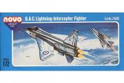 Самолет BAC Lightning F.Mk.6 (F266) (1/72)