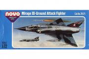 Самолет Dassault Mirage III E/O (F400) (1/72)