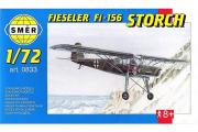 Самолет Fieseler Fi-156 Storch (1/72)