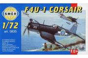Самолет F4U-1 Corsair (1/72)